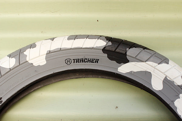 MISSION -Mission Tracker Tyre Camo -TYRES + TUBES -Anchor BMX
