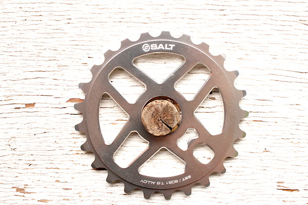 Salt Pro Sprocket polished