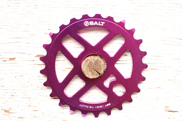 Salt Pro Sprocket purple