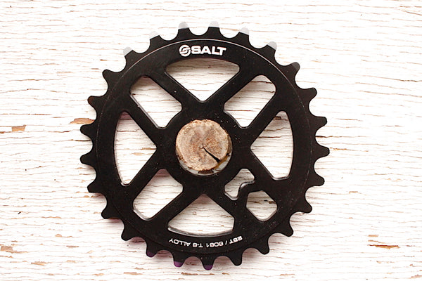 Salt Pro Sprocket black