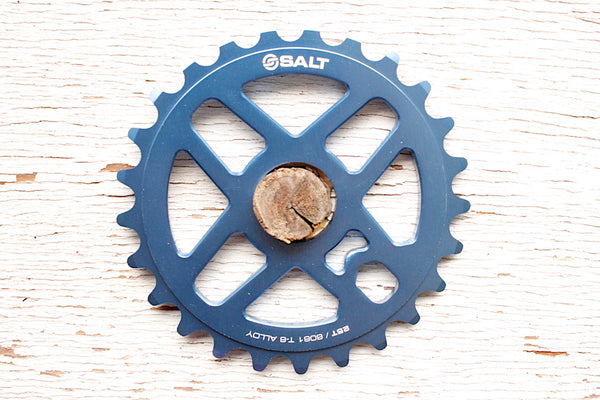 Salt Pro Sprocket blue