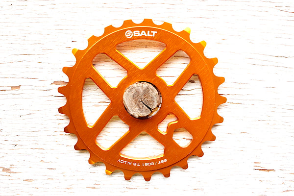 Salt Pro Sprocket orange