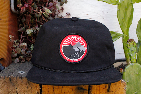 Anchor BMX -The Anchor Hill Bombers Hat -HATS + BEANIES + SHADES -Anchor BMX