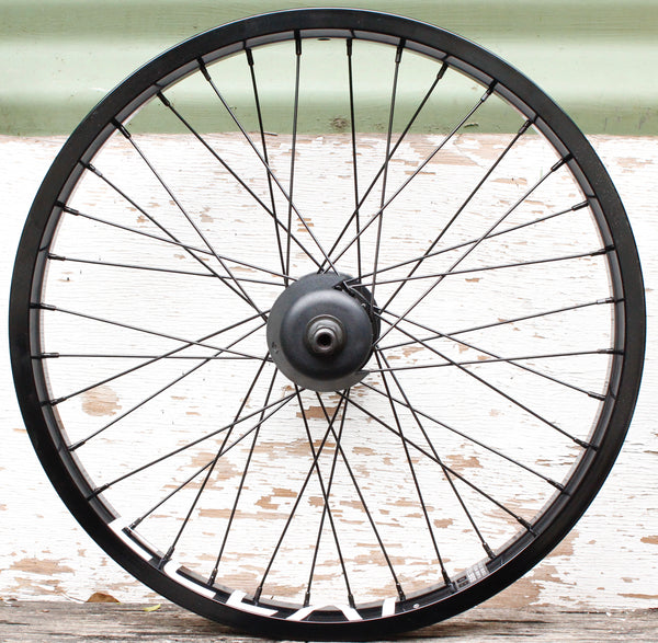 ECLAT -Eclat Bondi + Cortex Freecoaster Wheel -WHEELS + SPOKES + BUILDS -Anchor BMX
