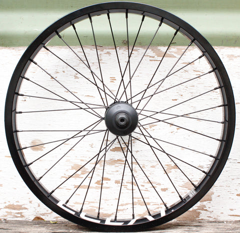 ECLAT -Eclat Bondi + Cortex Front Wheel -WHEELS + SPOKES + BUILDS -Anchor BMX