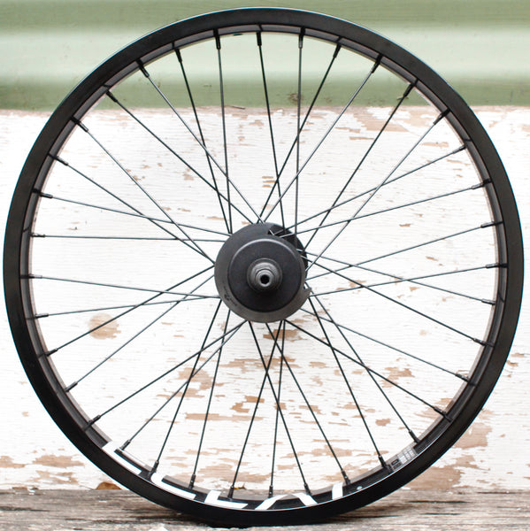 ECLAT -Eclat Bondi + Cortex Casette Wheel -WHEELS + SPOKES + BUILDS -Anchor BMX