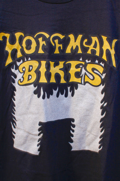 HOFFMAN BIKES -Hoffman Bikes Flaming H Tee -CLOTHING -Anchor BMX