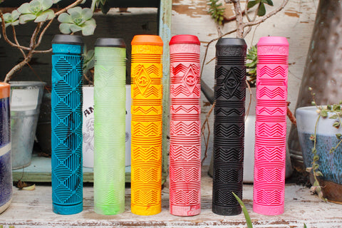 THE SHADOW CONSPIRACY -TSC Gipsy Grips -GRIPS + BARENDS -Anchor BMX