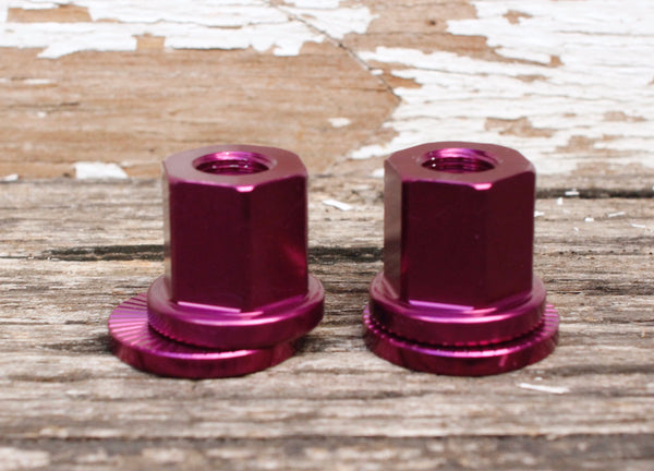 THE SHADOW CONSPIRACY -TSC Axle Nuts -HUB (PARTS) -Anchor BMX