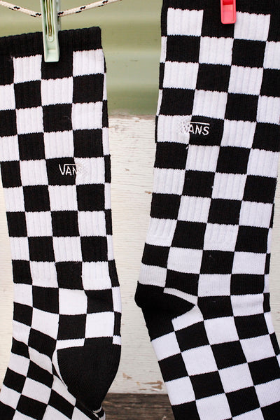 Vans Checkerboard Crew Il Socks