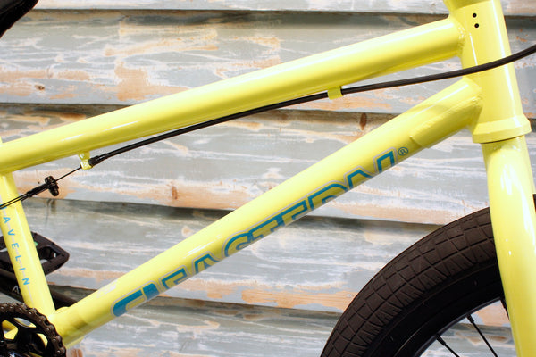 Eastern Bikes Javelin Yellow