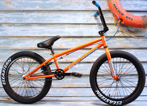 EASTERN BIKES -Eastern Bikes Cobra Orange -Complete Bikes -Anchor BMX