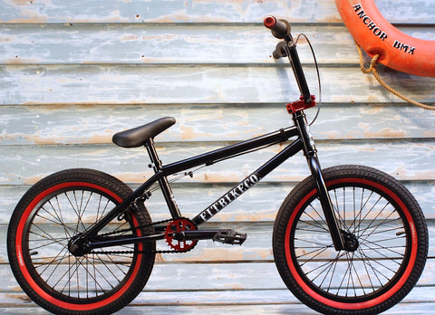 Fit Bike Co. -Fit Bike Co Eighteen 2020 Black -Complete Bikes -Anchor BMX