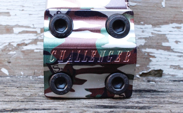 S & M bikes -S&M Challenger Stem Camo Shield Wrap -STEMS -Anchor BMX