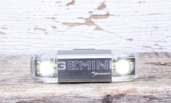 MOON BIKE LIGHTS FRONT GEMINI