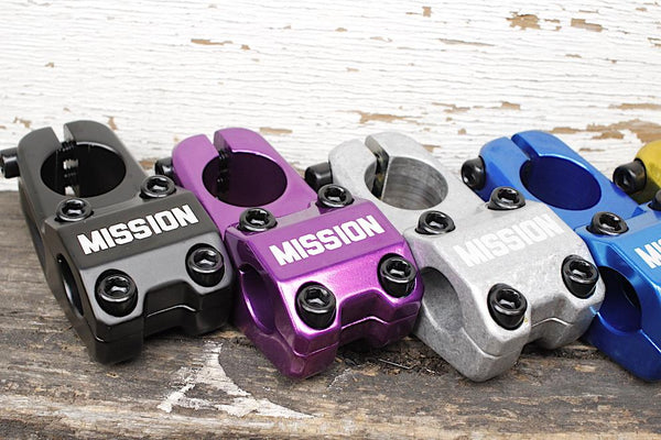 MISSION -Mission Control Stem -STEMS -Anchor BMX