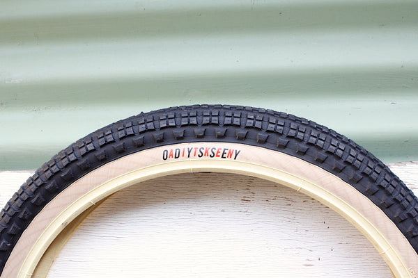 ODYSSEY AITKEN KNOBY TYRE  TANWALL