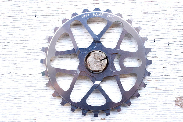 ODYSSEY FANG SPROCKET POLISHED