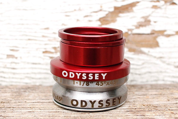 ODYSSEY PRO HEADSET RED