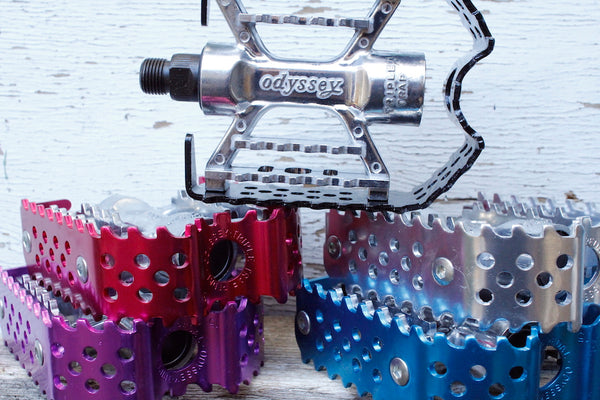 ODYSSEY TRIPLE TRAP  PEDALS