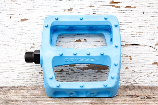 ODYSSEY TWISTED PC PEDALS  BLUE