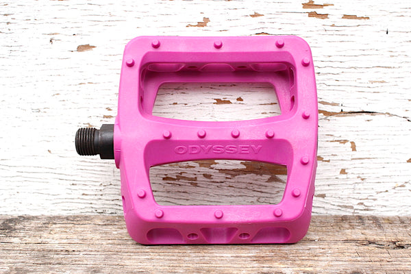 ODYSSEY TWISTED PC PEDALS PURPLE