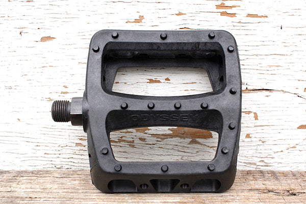 ODYSSEY TWISTED PC PEDALS  BLK
