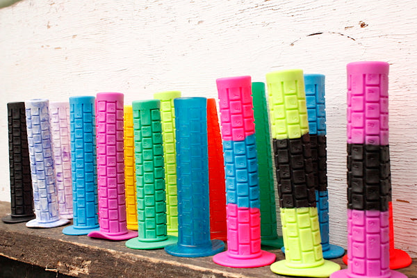 Coloured Bmx Grips - Odyssey