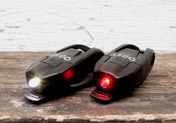 ODYSSEY -Odyssey LED Bike Light Set -TOOLS + LOCKS + LIGHTS + PUMPS -Anchor BMX