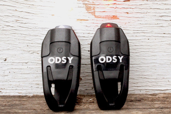 Odyssey LED Bike Light Set