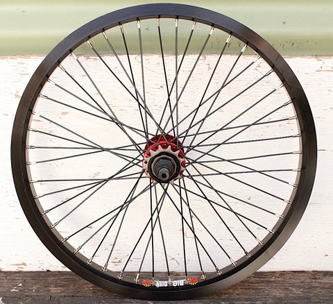 Odyssey + Sun Custom Rear Wheel Multi Driver LHD - Anchor BMX