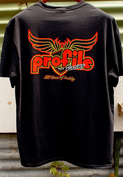 Profile -Profile 50Th Anniversary Tee -CLOTHING -Anchor BMX