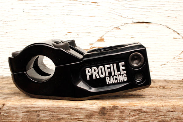 PROFILE MARK MULVILLE PUSH STEM BLK