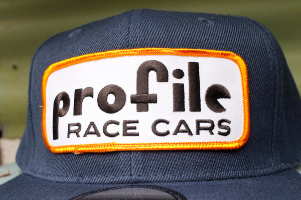 Profile -Profile Racing Cars Re-pop Hat -HATS + BEANIES + SHADES -Anchor BMX