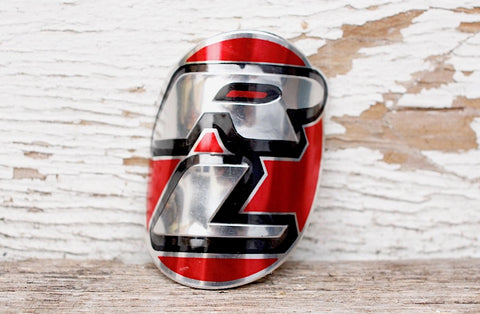 Redline Head Tube Badge - Anchor BMX