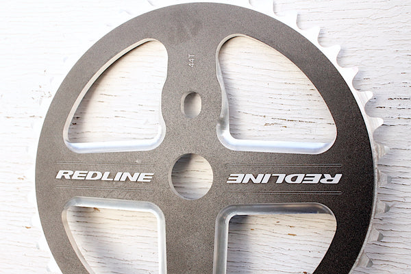 REDLINE -Redline Flight 44T Chainwheel -SPROCKETS -Anchor BMX