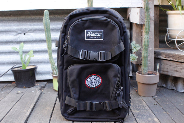 Shadow X Greenfilms Dslr Backpack Mark Ii - Anchor BMX