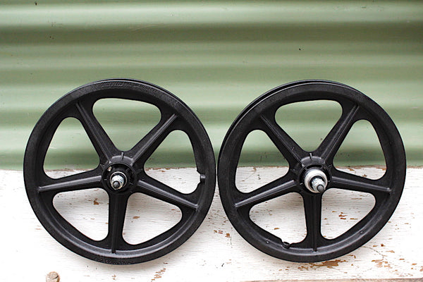 Skyway Tuff Mags 16 Inch 5 Spoke