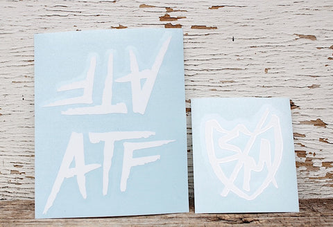 S&M Atf Decal Set