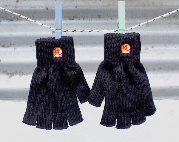 S&M BIKES GRAPPLE FINGERLESS GLOVES
