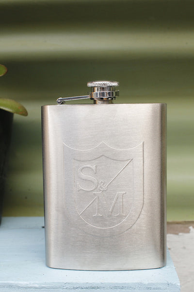 S & M bikes -S&M Bikes Hip Flask -ACCESSORIES -Anchor BMX