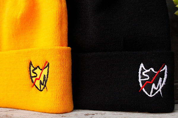 S&M Bikes Peak Shield Beanie