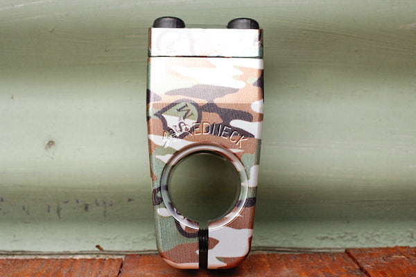 S&M Bikes Shredneck Camo Shield