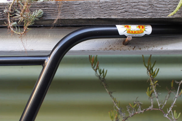 S & M bikes -S&M Credence Xl 9.25 Bars -BARS -Anchor BMX