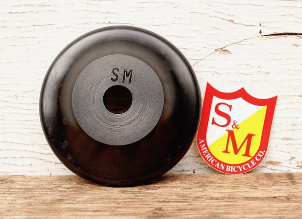 S&M Cymbal Front Hub Guard