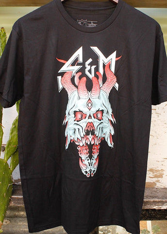 S&M Demon Tee - Anchor BMX