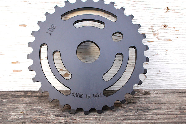 S & M bikes -S&M Drain Man Sprocket -SPROCKETS -Anchor BMX