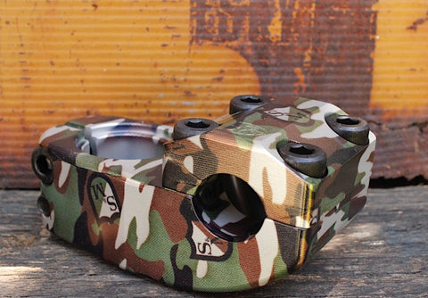 S&M Enduro V.2 Stem Camo Shield Wrap