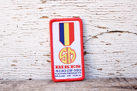 S & M bikes -S&M Gold Medal Patch -Magazines + stickers+patches -Anchor BMX