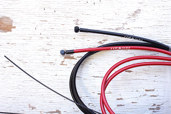 S&M Linear Brake Cable - Anchor BMX